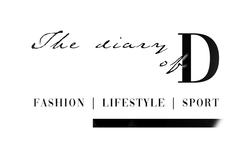 Logo the diary of D